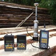 Влагомер опилок , щепы и древесных изделий профессиональные GMH3830 фото