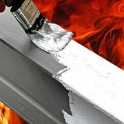 Огнезащитные покрытия для строительных конструкций фото