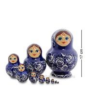 Матрешка 10-кукольная (Семеновская) МР-10/18 фото