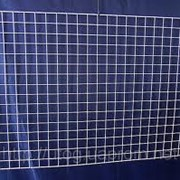 Сетки-решетки торговое оборудование,размер сетки: Высота 200см*100см фото
