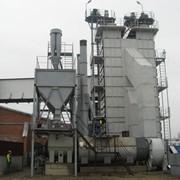 Зерносушилка шахтного типа СП-50 с топочным блоком на растительных отходах фото