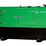 Электростанции дизельные, дизельные электростанции на базе двигателя Iveco в шумозащитном кожухе фото
