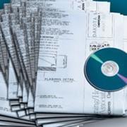 Сканирование и обработка документов фото