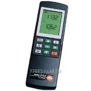 Прибор для измерения давления жидкости или газа testo 312-2 фото