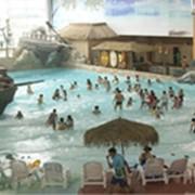 Волновой бассейн, Аквапарк фото