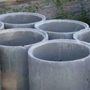 Бетонные кольца для колодцев фото