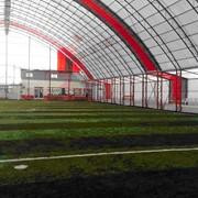 Крытые спортивные сооружения для спортивных площадок фото