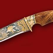 Нож У таежного ручья 265*127*38*5 фото