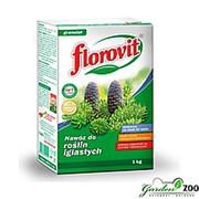 Удобрение Флоровит для хвойных 1кг гранулированное фото