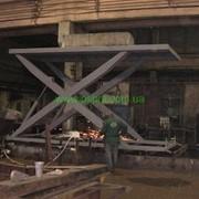 Производство подъемных столов фото