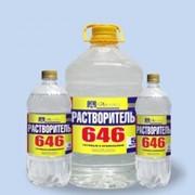 Растворитель 646 (5 литров) фото