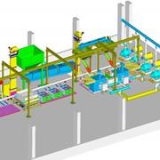 Оборудование для вакуумно-пленочной формовки (ВПФ) фото