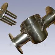 Сепаратор трубопроводный магнитный `Полюс-ПР` серия МСТП фото