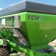 Разбрасыватель удобрений и извести RCW 8200 (ленточный транспортер) фото