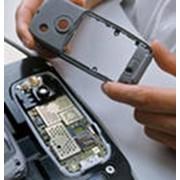 Сервис по ремонту сотовых телефонов фото