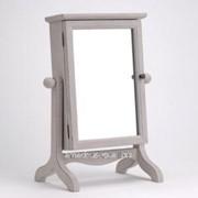 Зеркало-шкатулка Софи фото