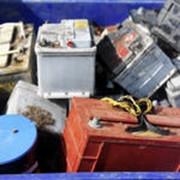 Утилизация отработанных аккумуляторных батарей фото