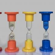 Часы песочные ЧПН- 2 мин, стеклянные фото