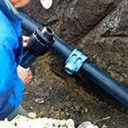 Ремонт сети водопровода фото
