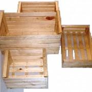 Деревянные ящики для фруктов под заказ от производителя фото