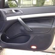 Обивка салона автомобиля кожей, восстановление сидений. Херсон и область фото