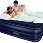 Надувная кровать Intex 66718, матрасы и кровати надувные в ассортименте. фото