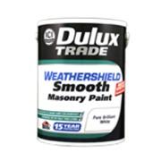 Dulux Trade Weathershield - Краска фасадная полуматовая моющаяся. фото