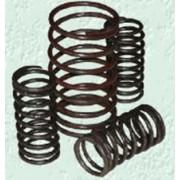 Пружины к клапанам насосов У8-6МА2, НБ-125, НБ-32 Диаметр, мм - 85 х 145; 50 х 100 Материал изготовления - сталь пружинная. фото