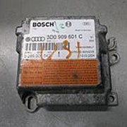 Блок управления AIR BAG 3D0909601C, 0285001542 для VW Touareg 2002-2010 фото