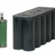 Щелочные никель-кадмиевые герметичные аккумулятор НКГЦ-1Д и батарея 10НКГЦ-1Д фото