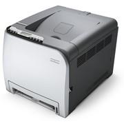 Полноцветные лазерные принтеры Ricoh Aficio™SP C231N фото