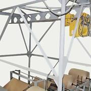 Оборудование для изготовления крафт-мешков ППМ-3Э подъемно-перемещающий механизм фото