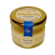 Крем-мёд с имбирем 0,12 кг фото
