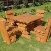 Мебель для саун и дач фото