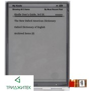 "Матрица (экран) для электронной книги e-ink 6.0"" PVI ED060CCE(LF) Vizplex фото"