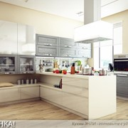 "Кухня ""Скалли Гриджио"" (Модерн) фото"