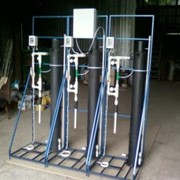Установка озоновой водоподготовки «ИСТОЧНИК» предназначена для очистки и озонирования воды, обеспечения контакта озона с водой и деструкции излишнего озона. фото