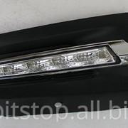 Дневные ходовые огни (DRL) Volkswagen Polo Mk5 ca-led-vw-polo фото
