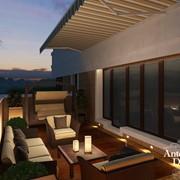 Дизайн интерьера квартиры 155 фото