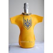 Вышиванка для бутылки С02-253 фото