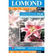 Пленка Lomond для ламинирования ф. A4 плюс (305 x 218), 80 мкм, 50 листов, матовая фото