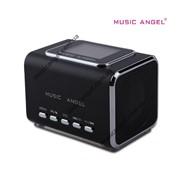 Портативная колонка Music Angel JH-MD05X - MicroSD, USB, MP3, FM радио. Оригинал! фото