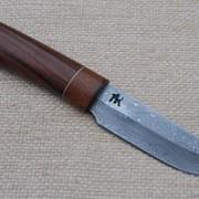 Нож из дамасской стали №93 фото