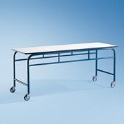 Стол для белья передвижной с фиксацией 200х63 см MTR 2 фото