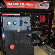 Устройство Ввода Авр rel 0.3 для генератора AGT с Honda фото