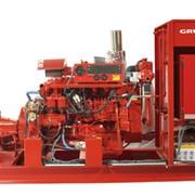 Системы пожаротушения Grundfos VdS фото