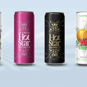 Энергетические напитки Yes фото