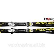 Горные лыжи детские Fischer RC4 RACE JR-A19215 (2015/2016) фото
