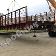 Металлические автодорожные мосты фото