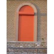 Рольставни для окон и дверей фото